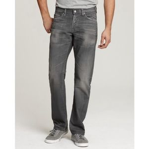 AG Adriano Goldschmied Grey Protoge Jeans size 34